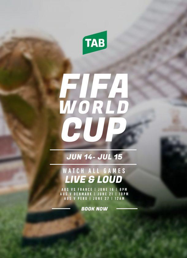 FIFA World Cup Macarthur Tavern