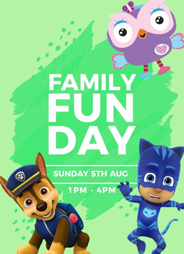 Family Fun Day Macarthur Tavern